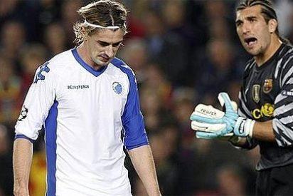 El silbido de Pinto que frenó el ataque del Copenhague le puede salir caro al Barça