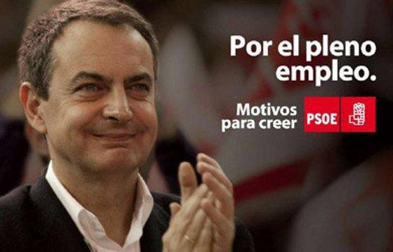 Canarias: Campeona del paro