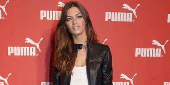Sara Carbonero saca su lado más animal con 'Puma'