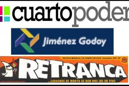 El portal 'Cuarto Poder' carga contra la imprenta Jiménez Godoy