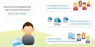 SocialWok y Shout'em: dos formas de crear tu propia red social