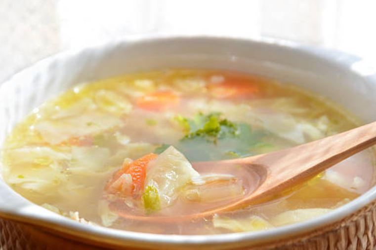 sopa quemagrasas 2 receta