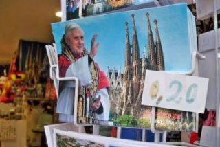 Llegan los primeros 'souvenirs' del Papa