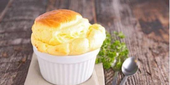 Cómo hacer suflé de queso fácil