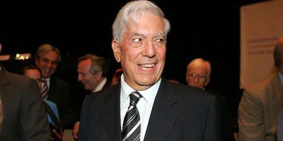"Vargas Llosa: ""Estaba convencido de que a un liberal no le iban a dar el Nobel"""