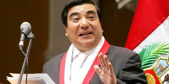 Ex ministro de Justicia del Perú ofrecerá conferencia en Madrid