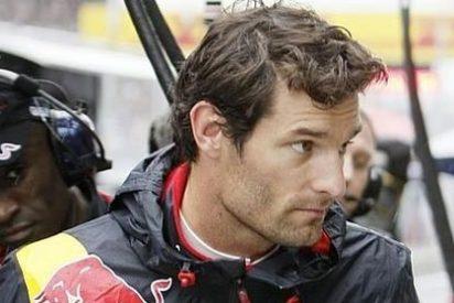 ¿Intentó Webber chocarse con Alonso?
