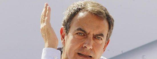 """Zapatero, """"persona non grata"""""""