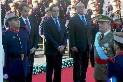 Otra burda manipulación de TVE para silenciar la pitada a Zapatero
