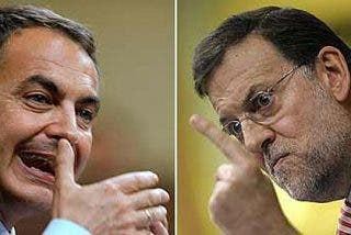 El batacazo de Zapatero hunde al PSOE en todos los sitios
