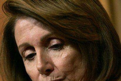 """Pelosi no se siente """"culpable"""" por los resultados electorales en EEUU"""