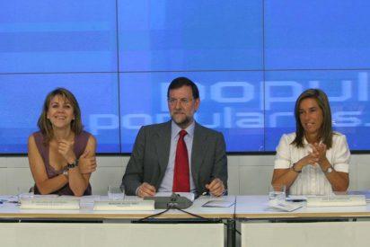 Ningún dirigente de la cúpula del PP acudirá a la concentración convocada este sábado por Alcaraz