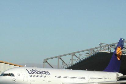 Lufthansa suspende esta noche las operaciones con el A380, pero las reasume mañana