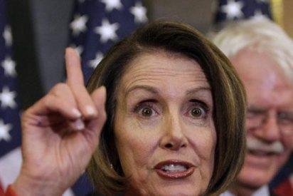 Pelosi aspira a ser la líder demócrata en la Cámara de Representantes