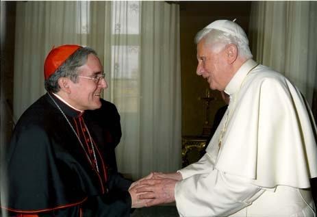 Benedicto XVI inicia este sábado la segunda visita de un Pontífice a Barcelona