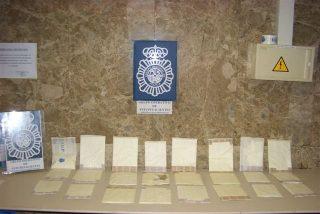 """Detenidas dos jóvenes en Puente Genil (Córdoba) que actuaban como """"mulas"""" en una red de narcotráfico"""