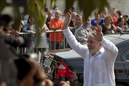 """Lula confía en la victoria de Rousseff y pronostica que hará un """"gran gobierno"""""""