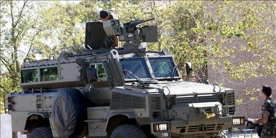 Tres soldados españoles heridos leves tras el ataque a un blindado en Badghis