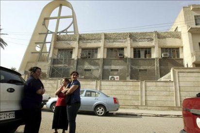 Asciende a 58 el número de muertos en el asalto a una iglesia de Bagdad