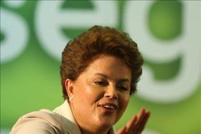 Rousseff pasa su primera mañana como presidenta electa encerrada con asesores