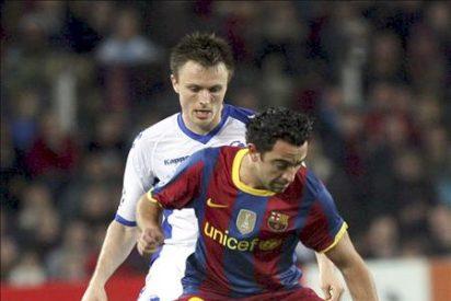 """El centrocampista blaugrana Xavi dice que """"en el Madrid sufriría"""""""