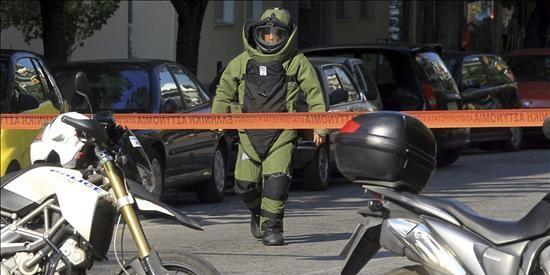 Los paquetes bomba en Grecia dirigidos a Sarkozy y a la embajada de México