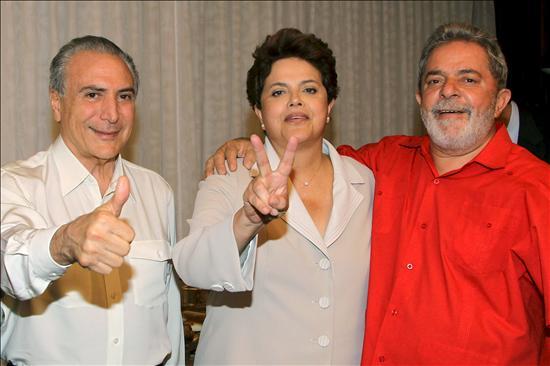 Felicitaciones a granel para Dilma Rousseff, Irán incluido
