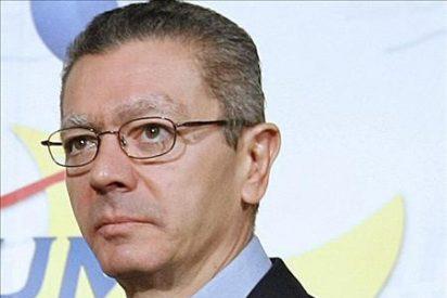 """Gallardón considera que un """"tea party"""" no sería bueno ni para el PP ni para España"""