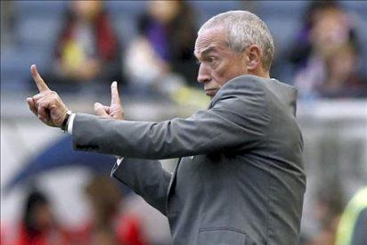 El Málaga comunica la destitución a Jesualdo Ferreira