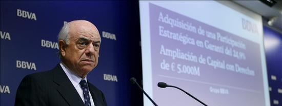 El BBVA cree que en cinco años España no aportará ni un 10 por ciento a los resultados
