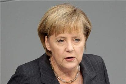 Desactivan un paquete sospechoso recibido en la Cancillería alemana