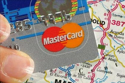 MasterCard gana 1.431 millones de dólares en lo que va de año, un 22,4 por ciento más