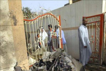 Al menos cuatro muertos y más de 20 heridos por seis explosiones en Bagdad