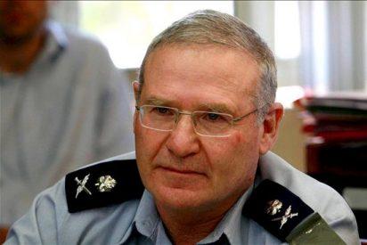 El jefe de la inteligencia militar sugiere que Israel bombardeó Siria en 2007