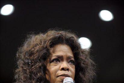 Oprah Winfrey encabeza el listado de los millonarios de más de 50 años en EE.UU.