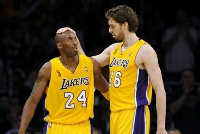 124-105. Los Lakers borran de la pista a los Grizzlies