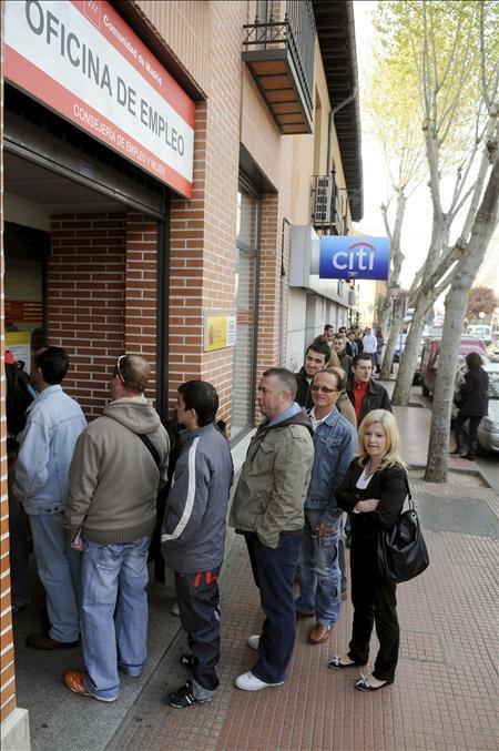 El paro sube en 68.213 personas en octubre y llega a 4.085.976 desempleados