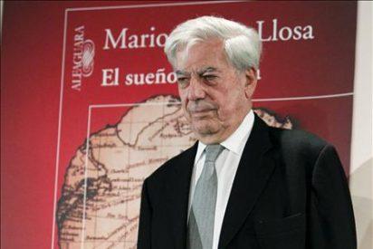 Mario Vargas Llosa dice que a la hora de escribir no hay Premio Nobel que valga