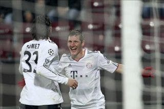 0-4. El Bayern impone su pegada y sella la clasificación con goleada al Cluj