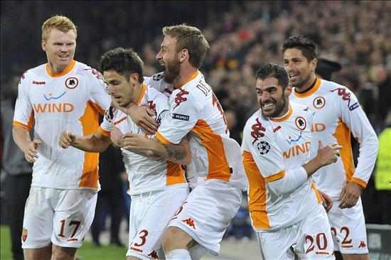 2-3. El Roma se lleva los tres puntos de Basilea y se coloca segundo de grupo