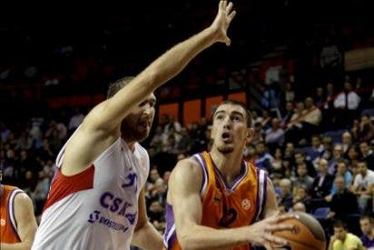 82-57. El Power Electronics resucita y arrasa al CSKA