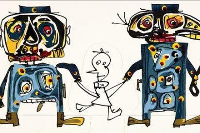 Vuelve el Pinocho ilustrado por Saura, personaje con el que se identificaba