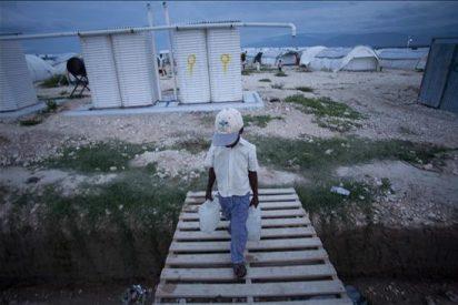 """Las bandas exteriores de """"Tomas"""" afectan a Jamaica y el suroeste de Haití"""