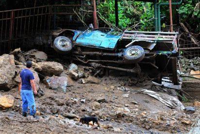 El Instituto Meteorológico dice que Costa Rica sufre el peor temporal en años