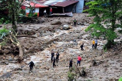 Los muertos por las lluvias suben a 20 y declaran la alerta roja en Costa Rica