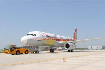 China compra 102 aviones a Airbus por valor de 10.000 millones de euros
