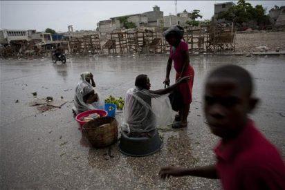"""La tormenta tropical """"Tomas"""" causa en Haití su primera víctima mortal"""
