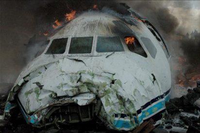 Se estrella un avión con 61 pasajeros y siete tripulantes en el centro de Cuba