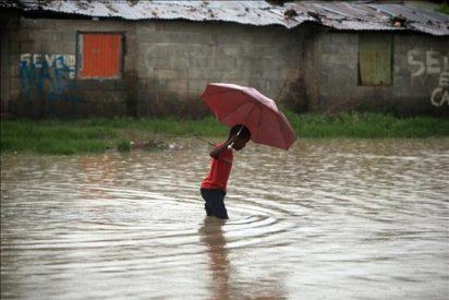"""""""Tomas"""" cerca de convertirse en huracán antes de golpear Haití y Cuba"""