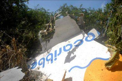 Los equipos de rescate localizan la caja negra del avión accidentado en Cuba